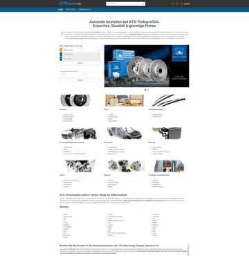 ATO-Teileprofi24 Screenshot